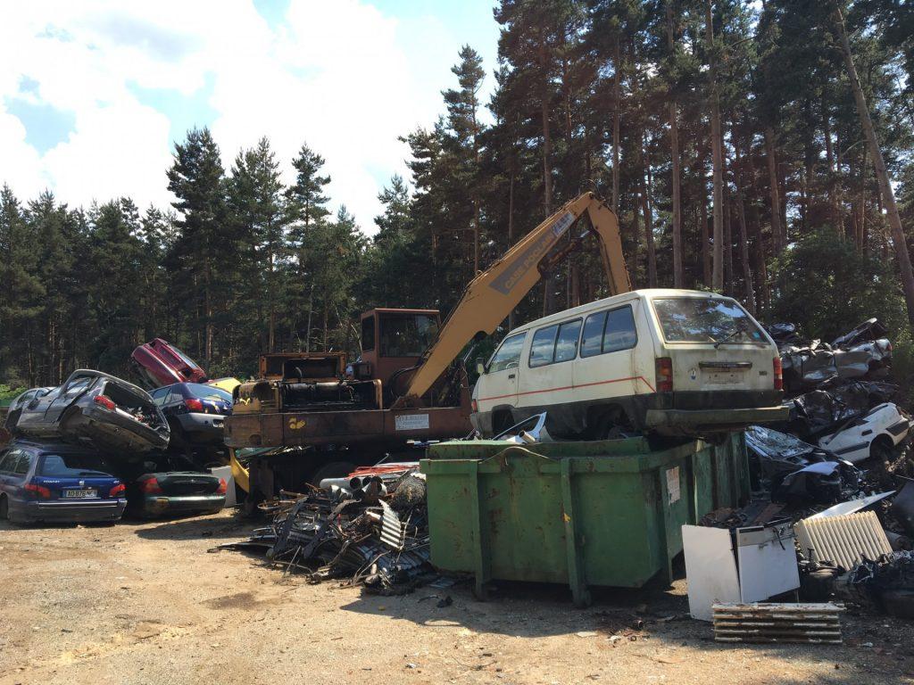 Achat de ferraille et métaux dans la région de Saint-Chély-d'Apcher